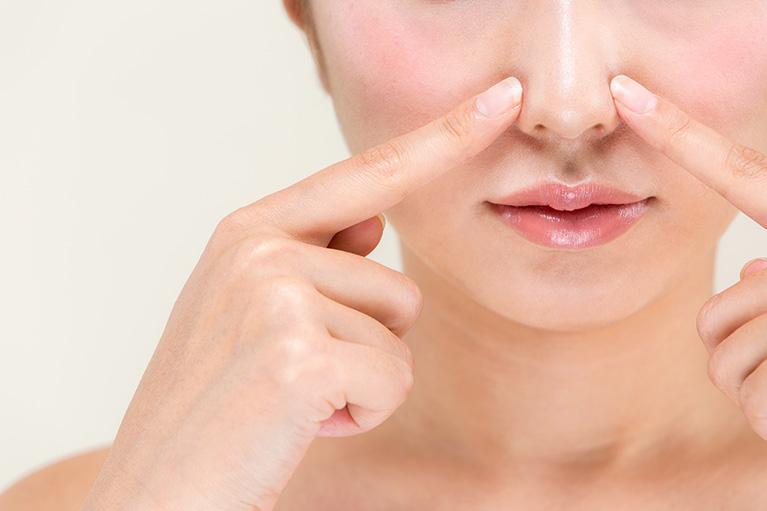 鼻尖縮小法